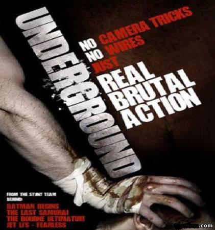 Underground (2007) DVDRip